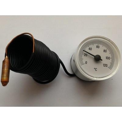 Термометр 0-120°C ATLAS